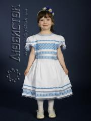 Детское вышитое платье ЖП 19-32