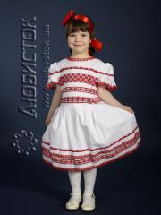 Детское вышитое платье ЖП 19-37