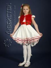 Детское вышитое платье ЖП 33-33-КМ10