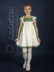 Детское вышитое платье ЖП 38-31НК