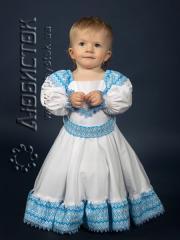 Детское вышитое платье ЖП 40-55