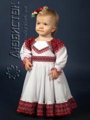 Детское вышитое платье ЖП 40-72