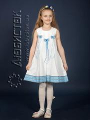 Детское вышитое платье ЖП 41-36