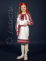 Детское вышитое платье ЖП 77-78