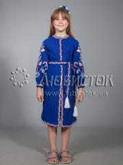 Детское вышитое платье ЖПВ 11-1