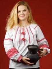 Женская блузка ЖБ 10-11