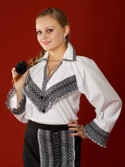 Женская блузка ЖБ 130-5