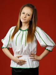 Женская блузка ЖБ 21-15
