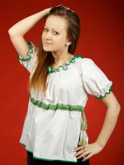 Женская блузка ЖБ 57-15