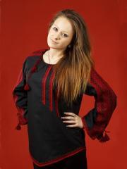 Женская блузка ЖБ 6-6