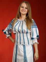 Женская блузка ЖБ 77-23