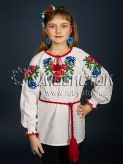 Женская блузка ЖБВ 13-1