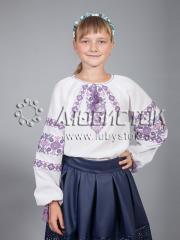 Женская блузка ЖБВ 15-6