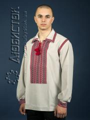 Мужская рубашка-вышиванка ЧС 10-57L