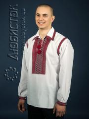 Мужская рубашка-вышиванка ЧС 10-73