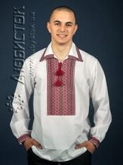 Мужская рубашка-вышиванка ЧС 14-60