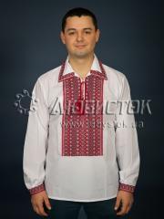 Мужская рубашка-вышиванка ЧС 14-75