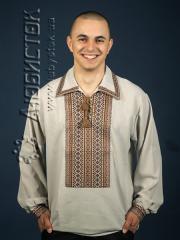 Мужская рубашка-вышиванка ЧС 14-76L