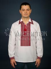 Мужская рубашка-вышиванка ЧС 14-89