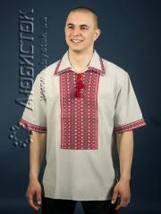 Мужская рубашка-вышиванка ЧС 15-75L