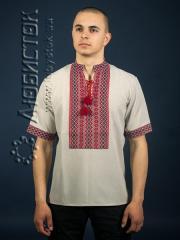Мужская рубашка-вышиванка ЧС 16-57L