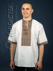 Мужская рубашка-вышиванка ЧС 16-76
