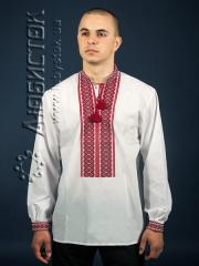 Мужская рубашка-вышиванка ЧС 1-75