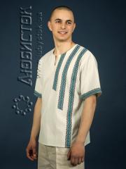 Мужская рубашка-вышиванка ЧС 18-30L