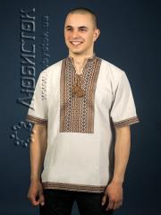 Мужская рубашка-вышиванка ЧС 19-76