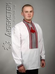 Мужская рубашка-вышиванка ЧС 2-34