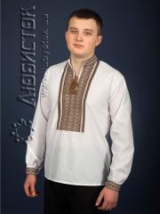 Мужская рубашка-вышиванка ЧС 2-48