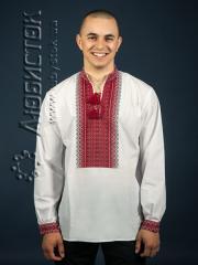 Мужская рубашка-вышиванка ЧС 2-72