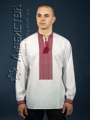 Мужская рубашка-вышиванка ЧС 2-74