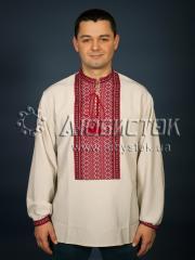 Мужская рубашка-вышиванка ЧС 2-85L