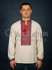 Мужская рубашка-вышиванка ЧС 2-89L