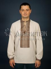 Мужская рубашка-вышиванка ЧС 2-92L