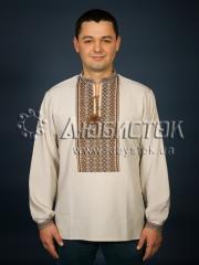 Мужская рубашка-вышиванка ЧС 2-99L