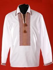 Мужская рубашка-вышиванка ЧС 4-7