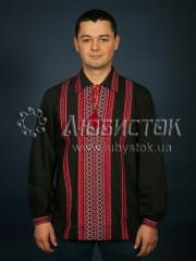 Мужская рубашка-вышиванка ЧС 6-73B