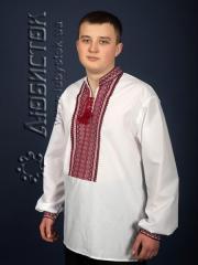 Мужская рубашка-вышиванка ЧС 9-49