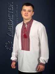 Мужская рубашка-вышиванка ЧС 9-57