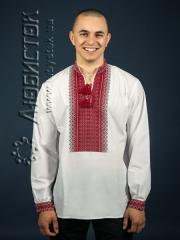 Мужская рубашка-вышиванка ЧС 9-72