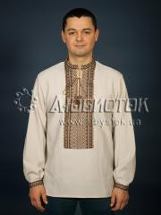 Мужская рубашка-вышиванка ЧС 9-92L