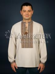 Мужская рубашка-вышиванка ЧС 9-99L