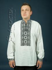 Мужская рубашка-вышиванка ЧСВ 1-1