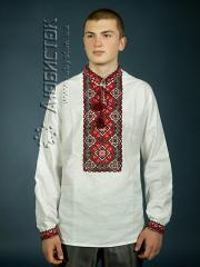 Мужская рубашка-вышиванка ЧСВ 11-1