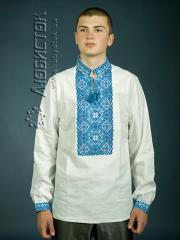 Мужская рубашка-вышиванка ЧСВ 11-2