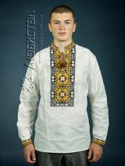 Мужская рубашка-вышиванка ЧСВ 11-3