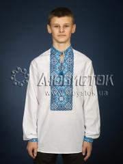 Мужская рубашка-вышиванка ЧСВ 11-4