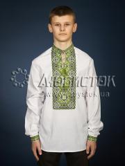 Мужская рубашка-вышиванка ЧСВ 11-6